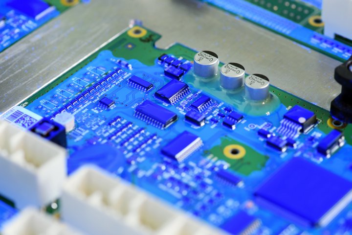Semecs conformal coating